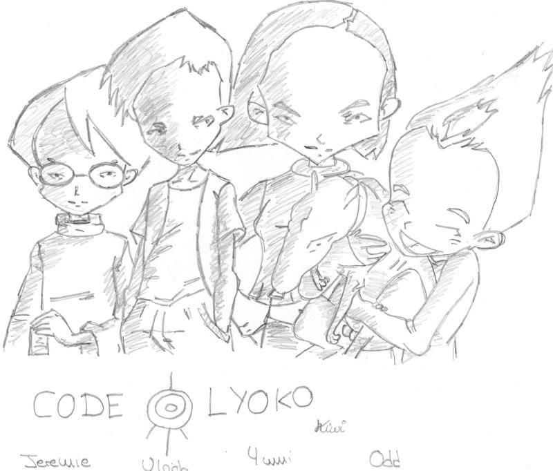 Mis dibujos... Aunque solo el Shaoran es de Clamp!! Codely10