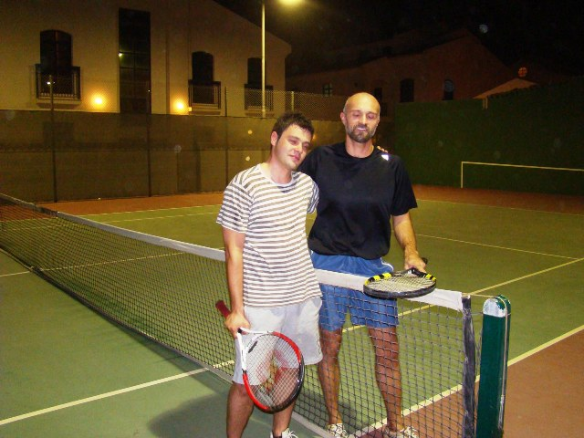 Pearl Gardens - Tennis Cup 2008. Image016