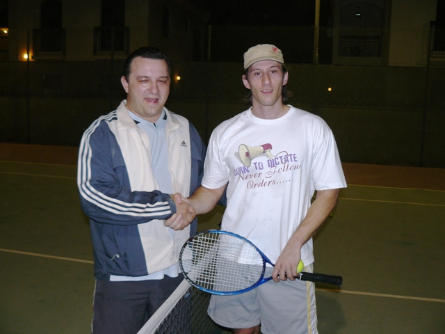Pearl Gardens - Tennis Cup 2008. Image022