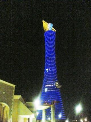 Kako ocenjujete svoj zivot u Qatar-u? Torch_11