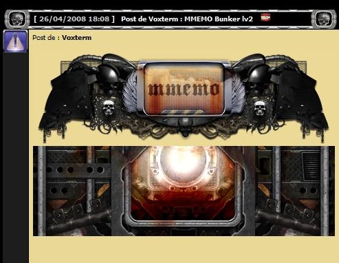 MMEMO Bunker Lv 2 - 24.08.2008 Mmemo211