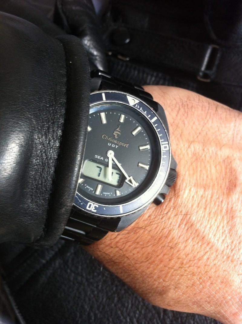 vostok - Votre montre du jour Rapidb15