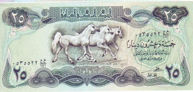 Billets d'Irak 111