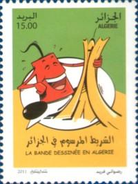 La Bande Dessinée en Algérie  1599_010