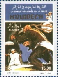 La Bande Dessinée en Algérie  1600_010