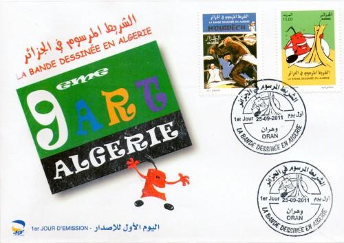 La Bande Dessinée en Algérie  1600_011