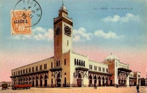 "Emission ""Gares d'Algérie"" du 09 Juillet 1924-211"