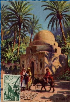 cartes postales d'algerie - Page 2 1949-510