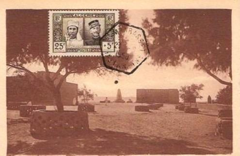 cartes postales d'algerie 1950_216