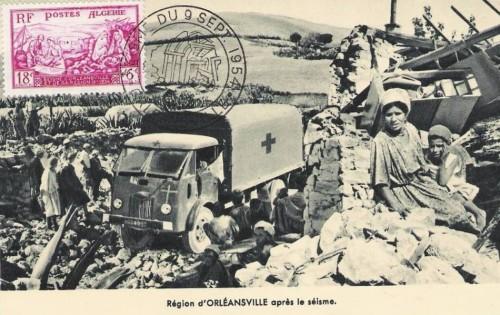cartes postales d'algerie - Page 2 1954_312
