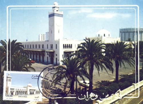 """Emission """"Gares d'Algérie"""" du 09 Juillet - Page 2 2008_120"""