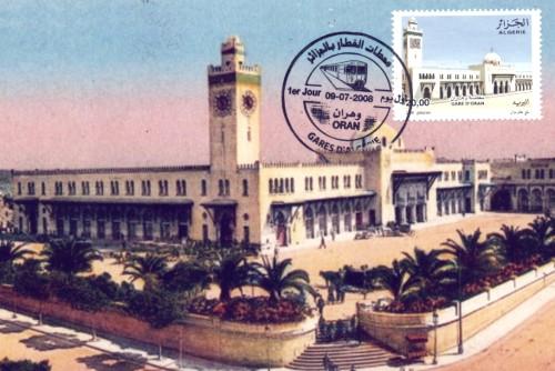"""Emission """"Gares d'Algérie"""" du 09 Juillet - Page 2 2008_121"""