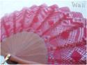 Mon éventail en soie rouge Aventa10