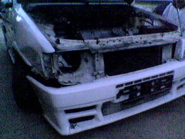 AUTO VS zverina Snimka12