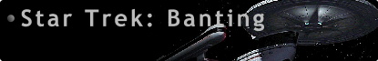 Star Trek: Banting
