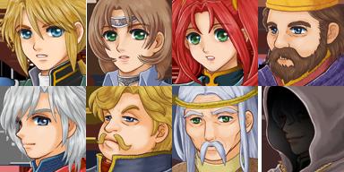 Plusieurs characters que j'ai trouvé sur plusieurs site !! =] Mq0fac10