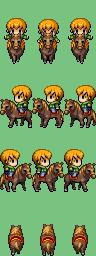 [DEMANDE] Un perso sur un cheval [résolu] Poeple10