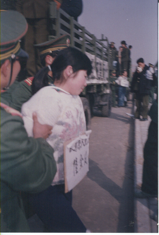 vive la Democratie Chinoise .......... Pic04510