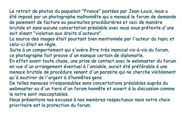 Lieux Mythiques France 1 à 43 (Janvier 2010/Novembre 2011) - Page 67 Messag11
