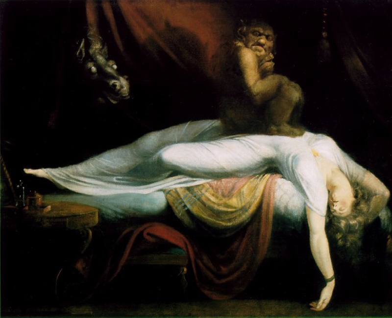 Vos oeuvres picturales favorites Fuseli10