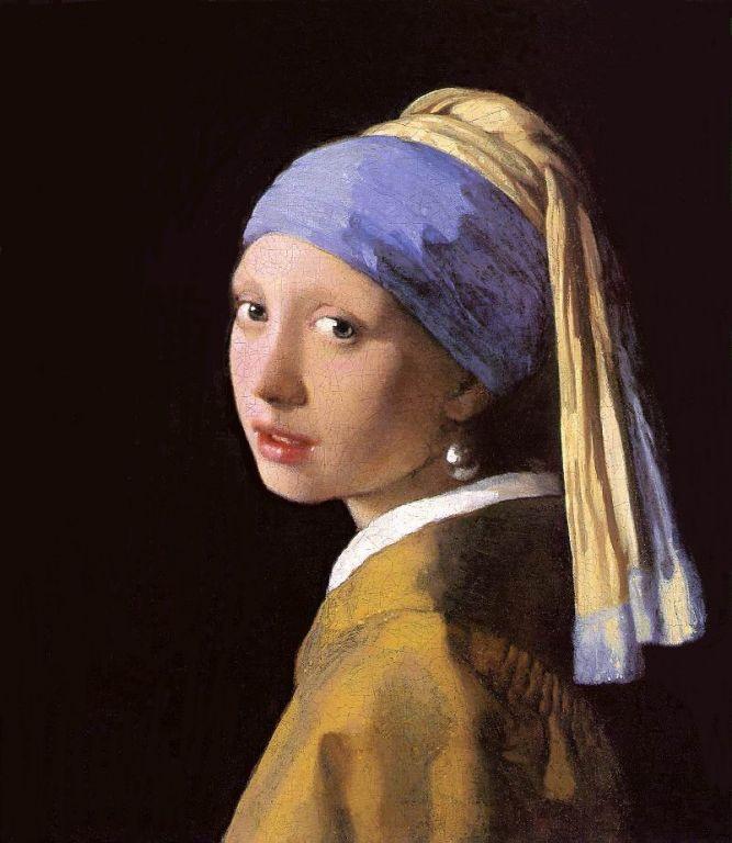 Vos oeuvres picturales favorites Vermee10