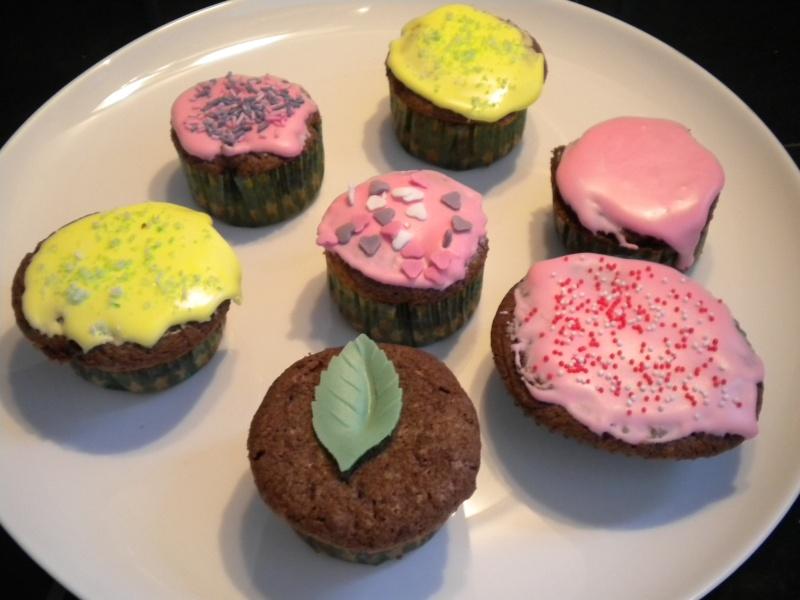 Cupcakes : recettes et décors simples - Page 4 Dscn1015