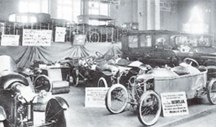 Bedelia Cyclecar Doc-1515