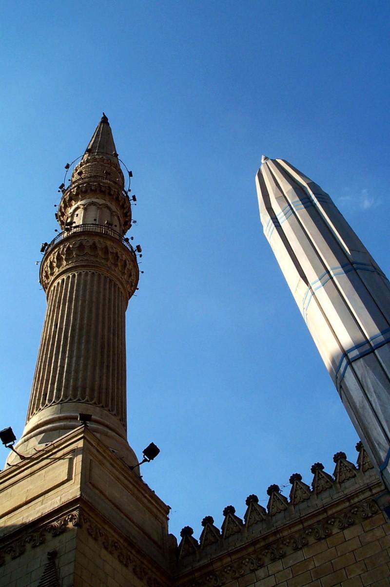 Mosquée Sayyidna Al-Hussein Le Caire Egypte Caire212