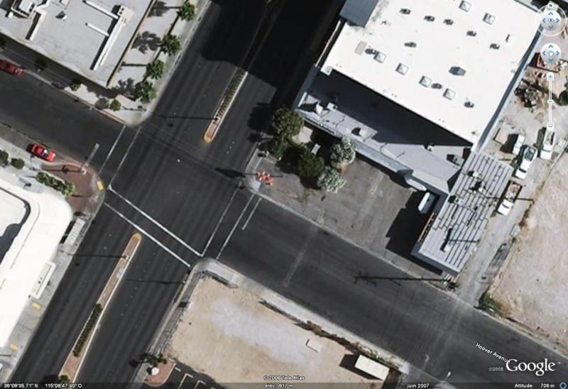 Groupe faisant un cercle à Las Vegas, Nevada - USA Cupid210