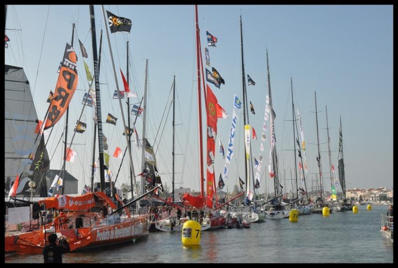 Vendée globe 2012 2013 : les bateaux Dsc_0115