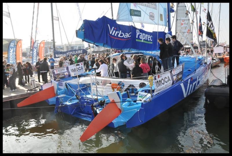 Vendée globe 2012 2013 : les bateaux Dsc_0116