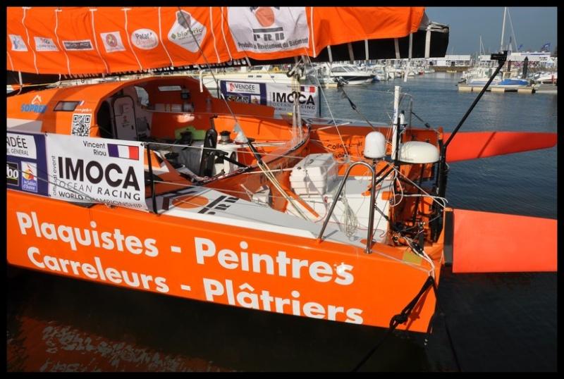 Vendée globe 2012 2013 : les bateaux Dsc_0117