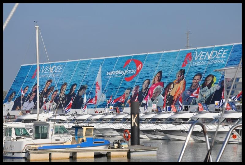 Vendée globe 2012 2013 : les bateaux Dsc_0224