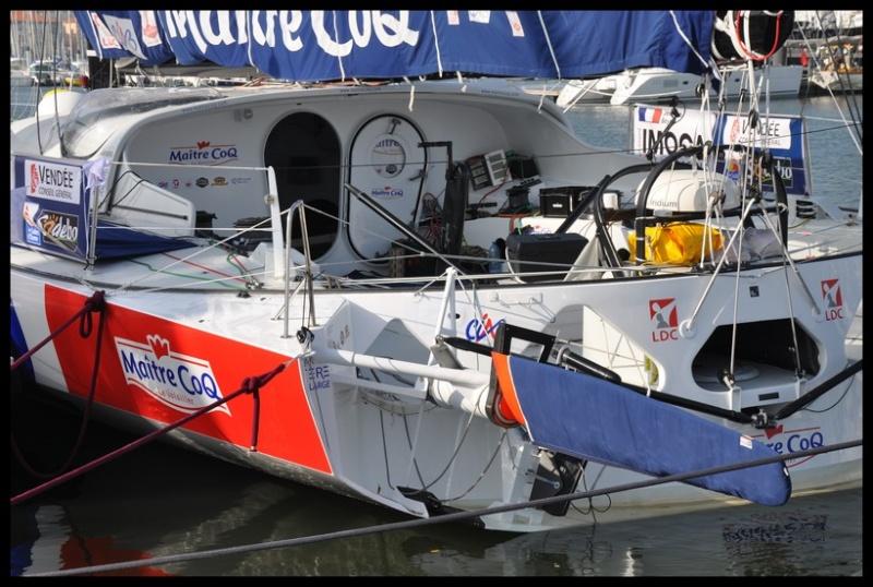Vendée globe 2012 2013 : les bateaux Dsc_0225