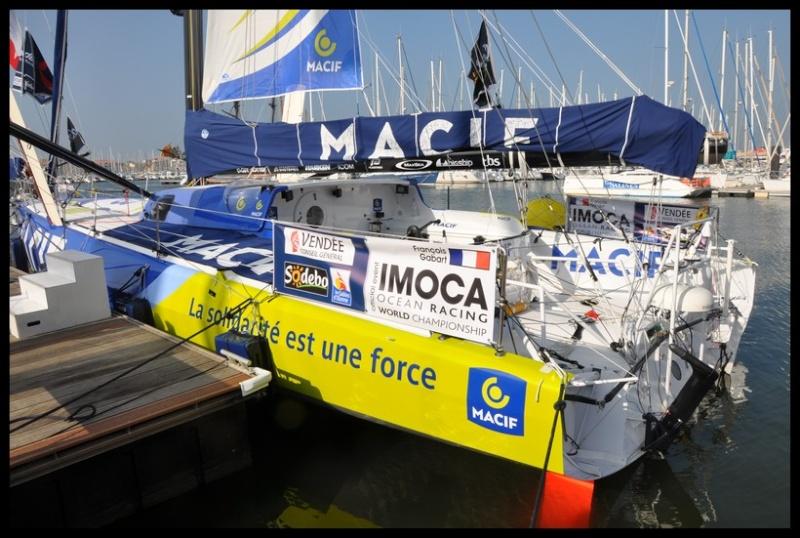 Vendée globe 2012 2013 : les bateaux Dsc_0226