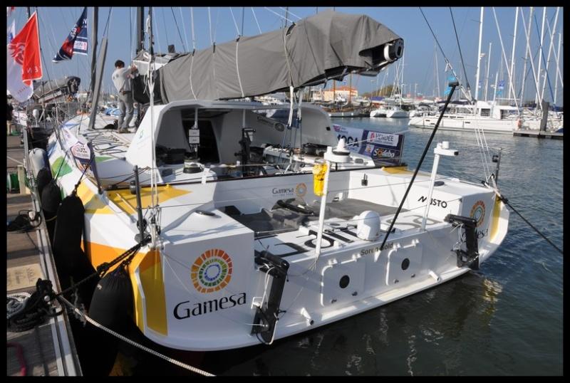 Vendée globe 2012 2013 : les bateaux Dsc_0227
