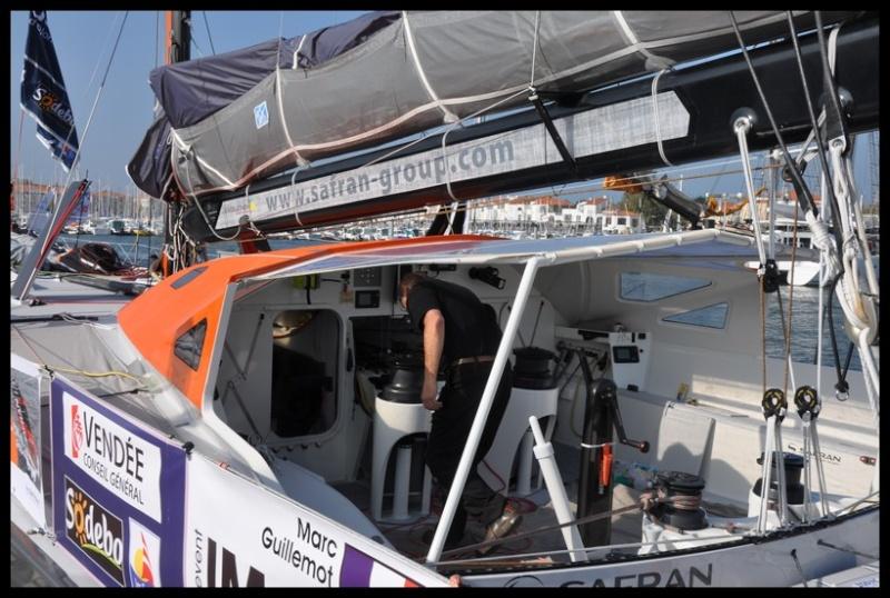 Vendée globe 2012 2013 : les bateaux Dsc_0228