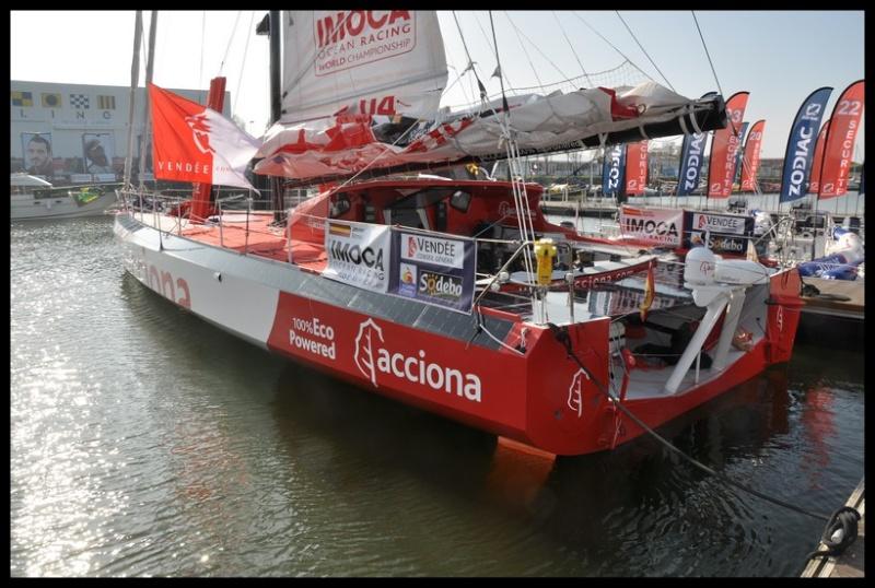Vendée globe 2012 2013 : les bateaux Dsc_0234