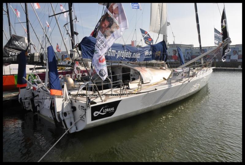 Vendée globe 2012 2013 : les bateaux Dsc_0236