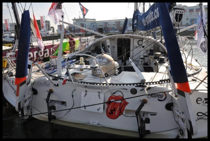 Vendée globe 2012 2013 : les bateaux Dsc_0237