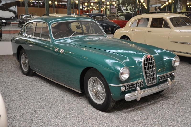 Mulhouse: La Cité de l' automobile, the largest car museum in the world. Dsc_0712
