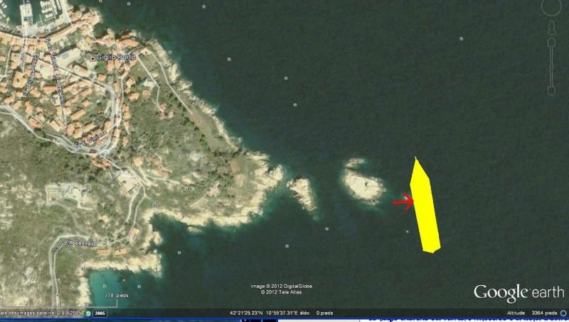 L'épave du Costa-Concordia. Un paquebot géant s'échoue en Italie - Page 2 Gigkli10