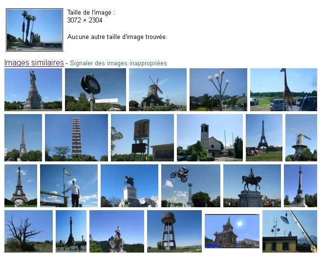 Défis Google: Recherche d'images à partir d'une Image Google10