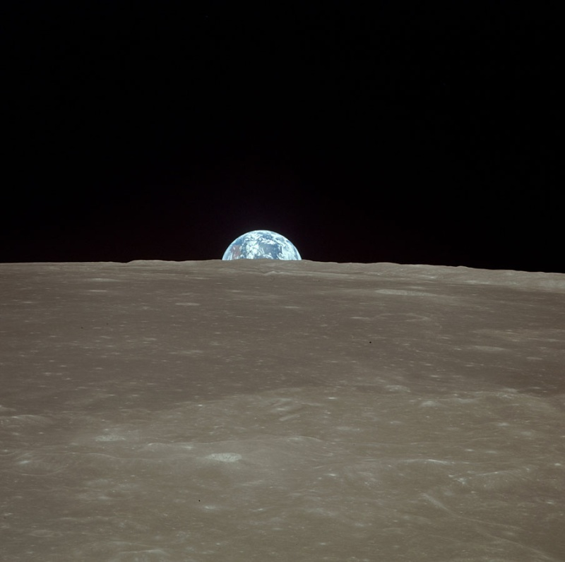 STREET VIEW : Missions Apollo, Lune Hassel10