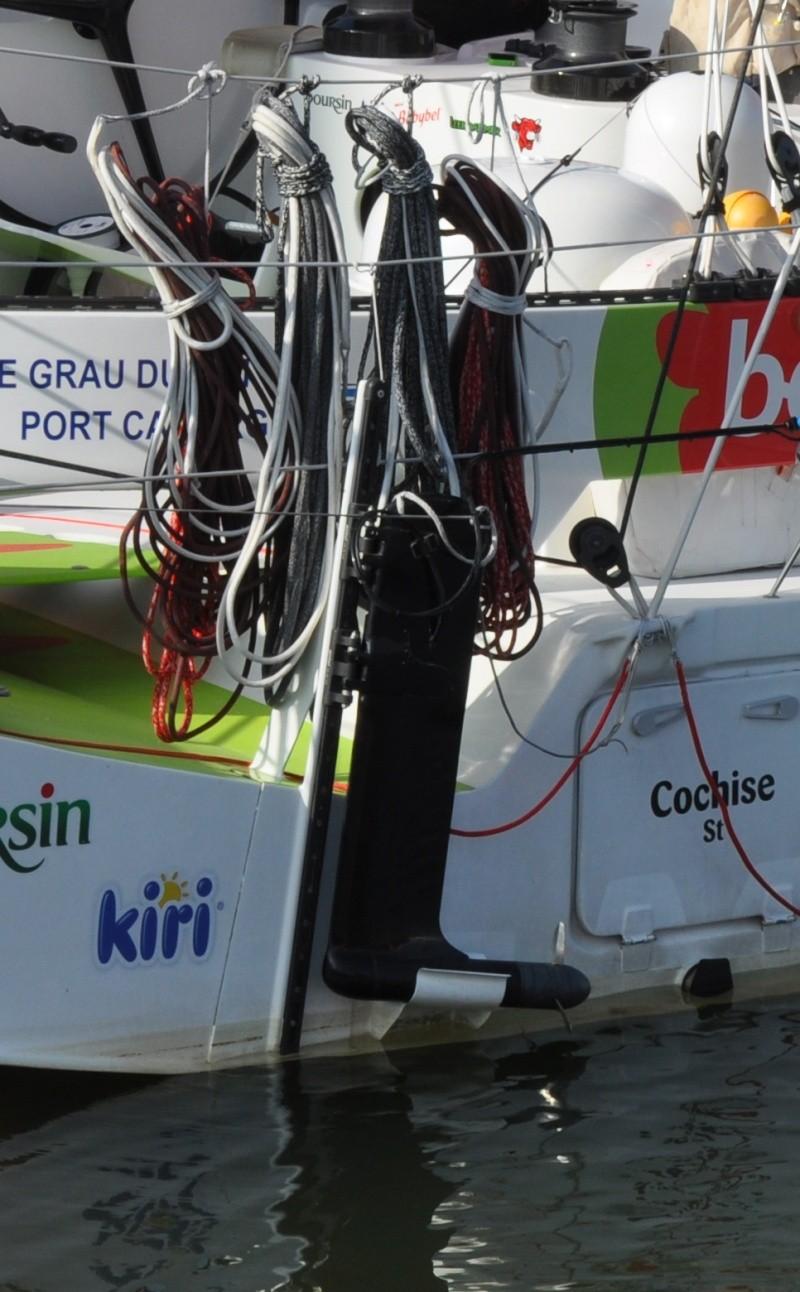 Vendée globe 2012 2013 : les bateaux Hy10