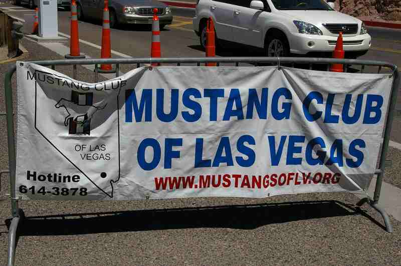 Mustang Club of Las Vegas Hoover dam 2008 exhibition Imgp0314