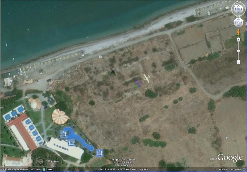 Les avions en phase d'atterrissage aperçus sur Google Earth - Page 3 Kremas10