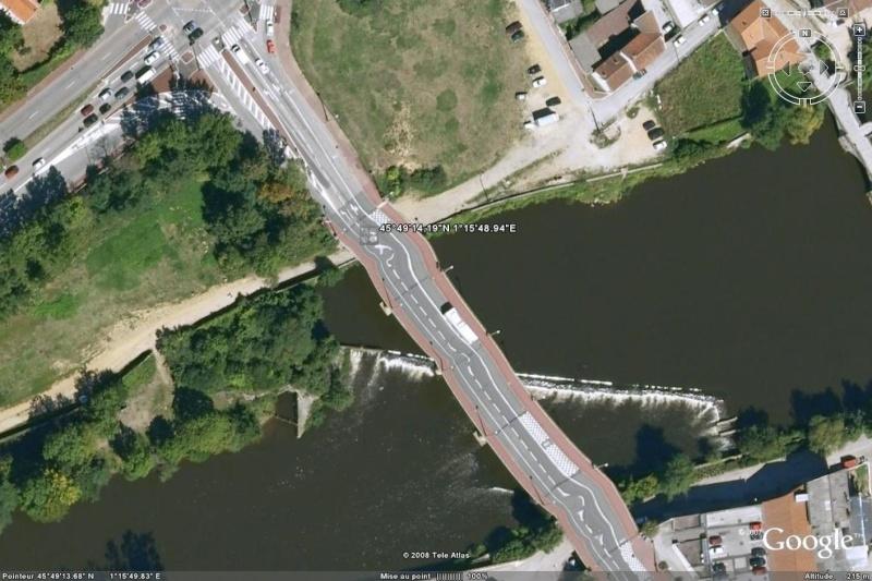 Ponts ondulés à Limoges, Haute-Vienne - France Limoge10