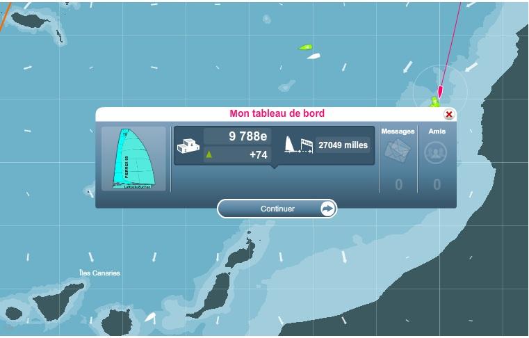 "Les vacations radio du ""Virtual Regatta Vendée Globe"" 2012 Maroc11"