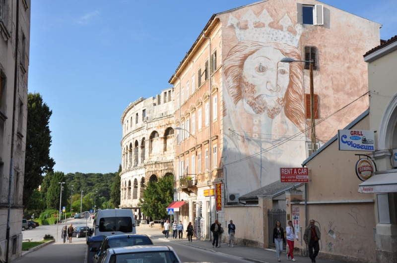 STREET VIEW : les fresques murales - MONDE (hors France) - Page 13 Pula210